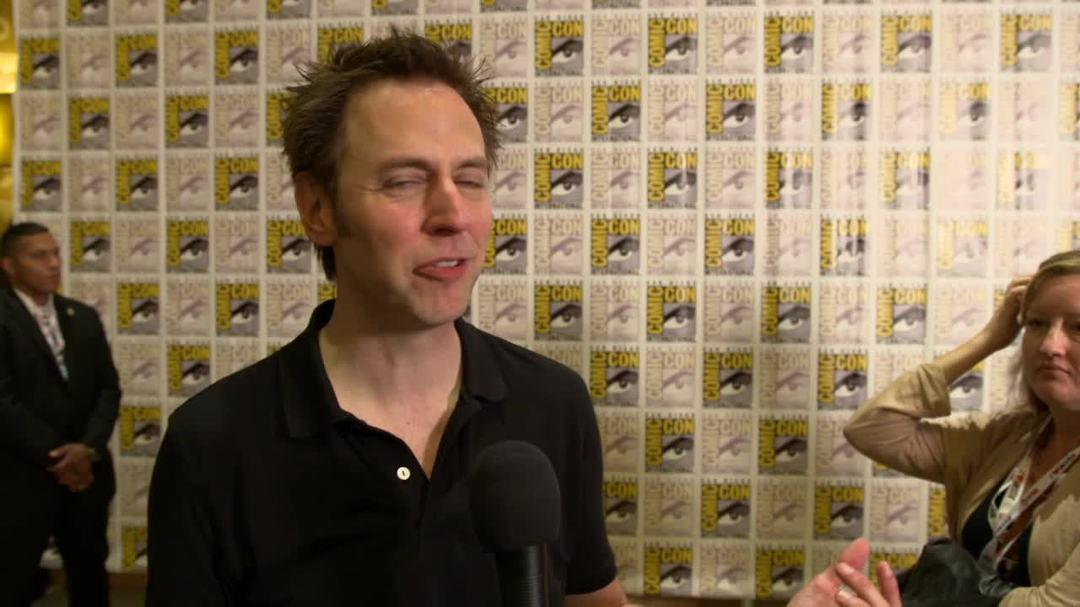 Guardians of the Galaxy Comic-Con 2013 Interview - James Gunn