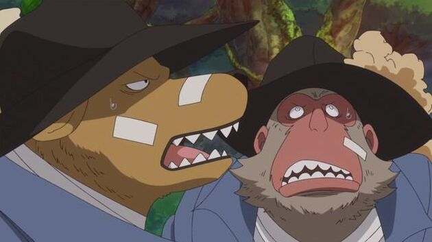 File One Piece - Episode 758 - The King of the Day! Duke Dogstorm Appears!