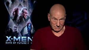 X-Men Days of Future Past - Steward and Page Interview