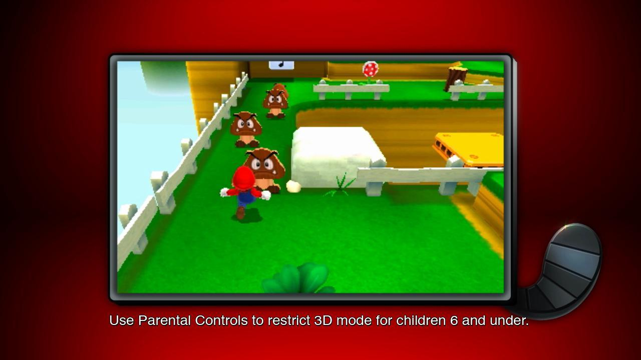 Super Mario 3DS - E3 2011 Trailer