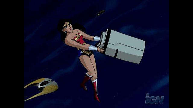 Justice League - Season Two DVD Clip - Exclusive Clip Green Lantern Is Mine