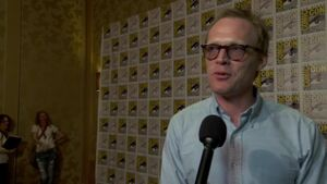 Avengers Age of Ultron - Paul Bettany SDCC 2014 Interview