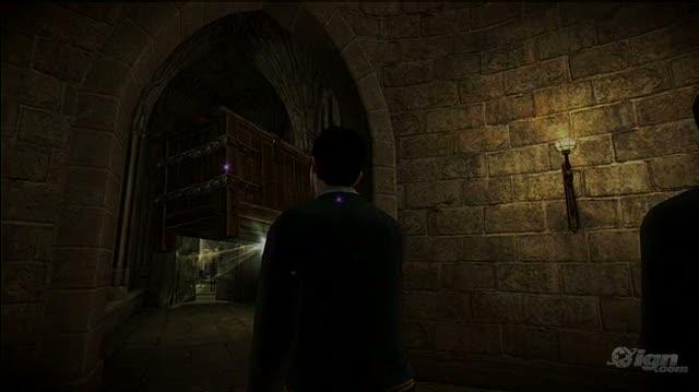 Harry Potter and the Half-Blood Prince PlayStation 3 Gameplay - Crest Quest