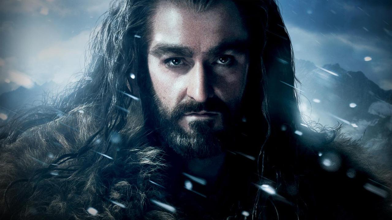 The Hobbit's Thorin Speaks!
