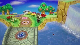 Animal Crossing Amiibo Festival - Official E3 2015 Announcement Trailer