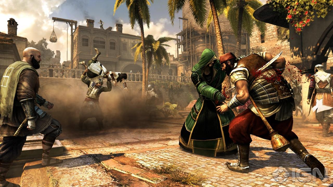 Assassin's Creed Revelations Multiplayer Tips and Tricks