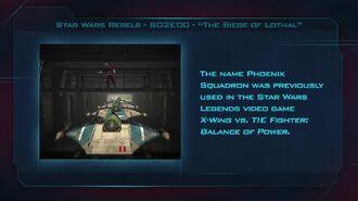 """Star Wars Rebels S02E00 """"The Siege of Lothal"""" - Fan Brain"""