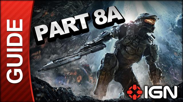 Halo 4 - Legendary Walkthrough - Midnight - Part 8A