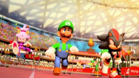 Mario And Sonic At The Olympic Games (VG) (2007) - Wii, Nintendo DS