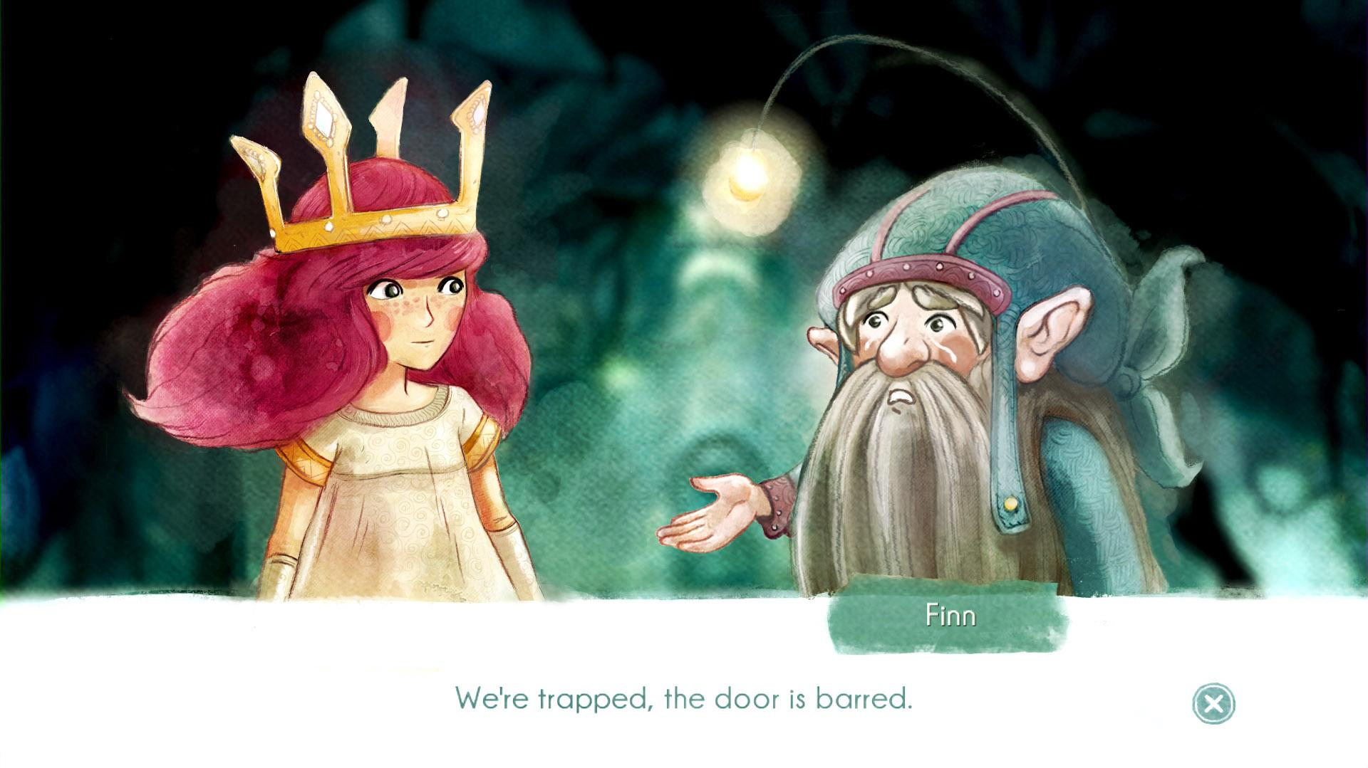 Child of Light Release Date Trailer