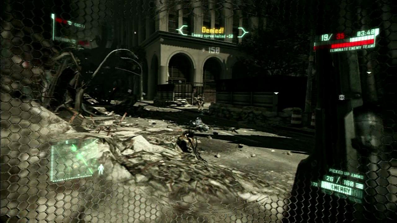 Crysis 2 Hit & Run