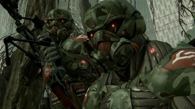 Crysis 3 Multiplayer Hunter Mode Trailer