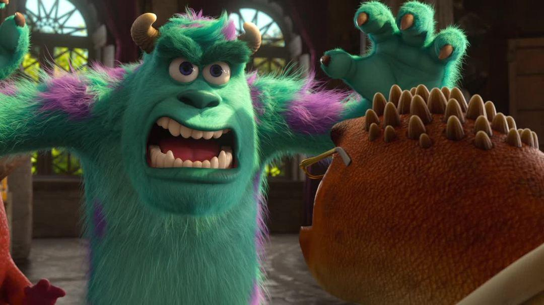 "Monsters University - Clip - ""Knight Class"""