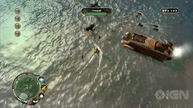 Aqua Naval Warfare Xbox Live Gameplay - Trial Part 1