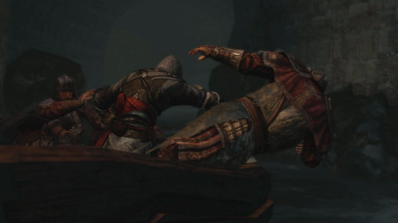 Assassin's Creed Revelations - Third Masyaf Key - Gameplay