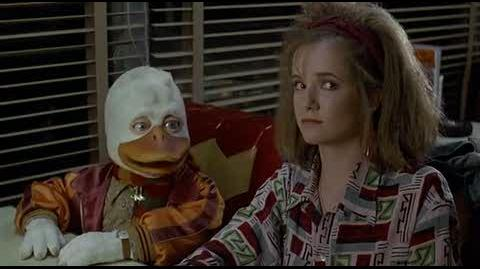 Howard the Duck - the dark overlord of the universe