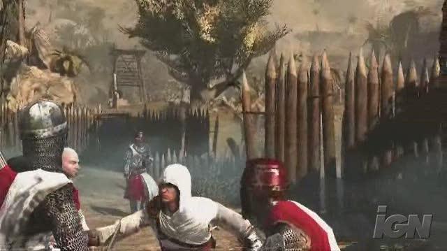 Assassin's Creed Xbox 360 Trailer - Cello Trailer