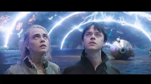 Valerian and the City of a Thousand Planets (2017) - Featurette See You In Space