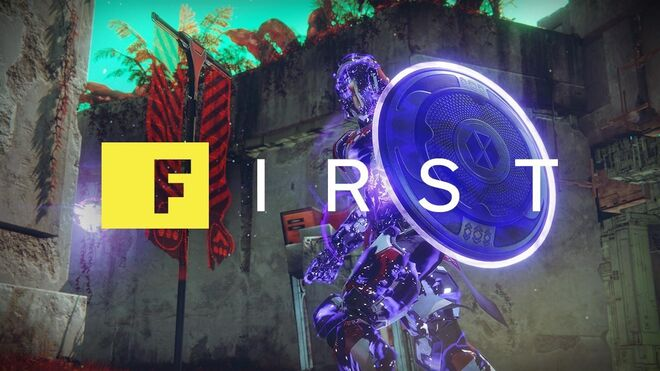 Destiny 2 A Tour of the New Crucible Map Endless Vale - IGN First