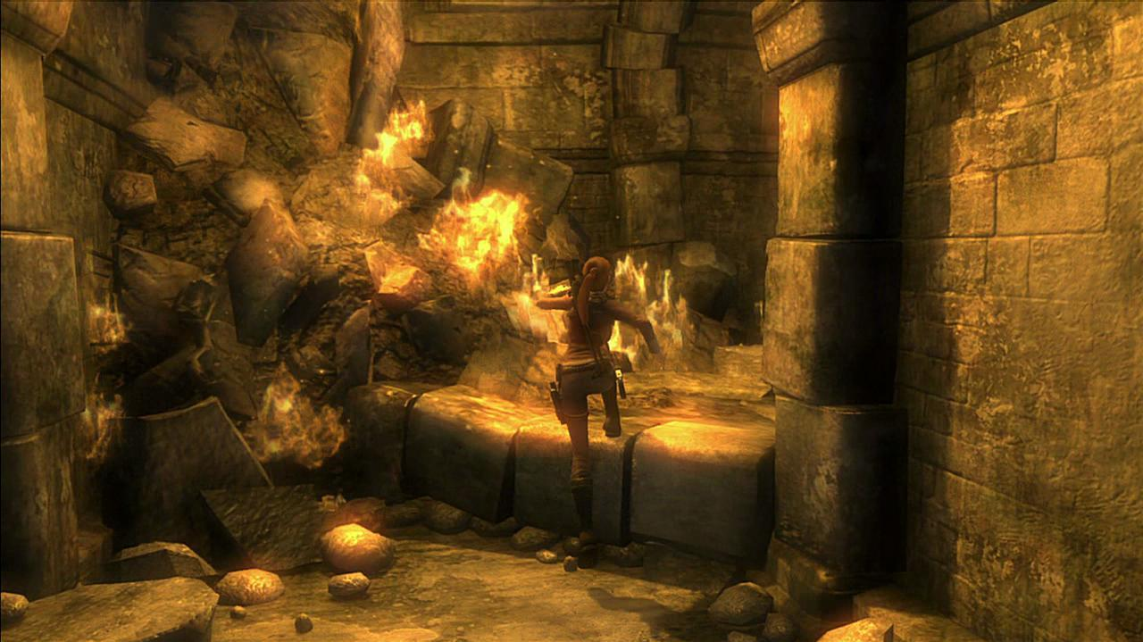 Tomb Raider Trilogy Underworld Gameplay