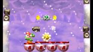 Yoshi's New Island Collectibles Guide - World 5-S Snow Go Mountain