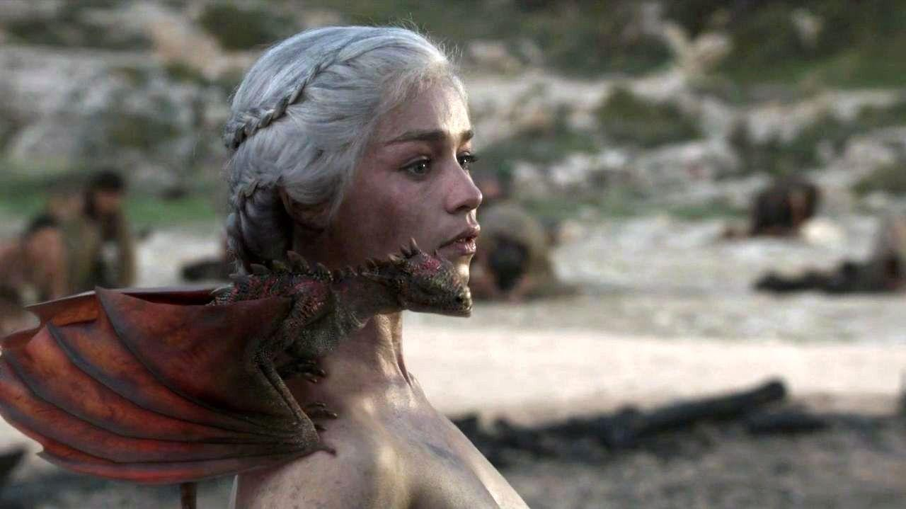 Game of Thrones Daenerys Discusses Invading Yunkai