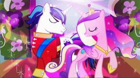 My Little Pony Friendship Is Magic Royal Pony Wedding (2012) - Home Video Trailer for My Little Pony Friendship Is Magic - Royal Pony Wedding