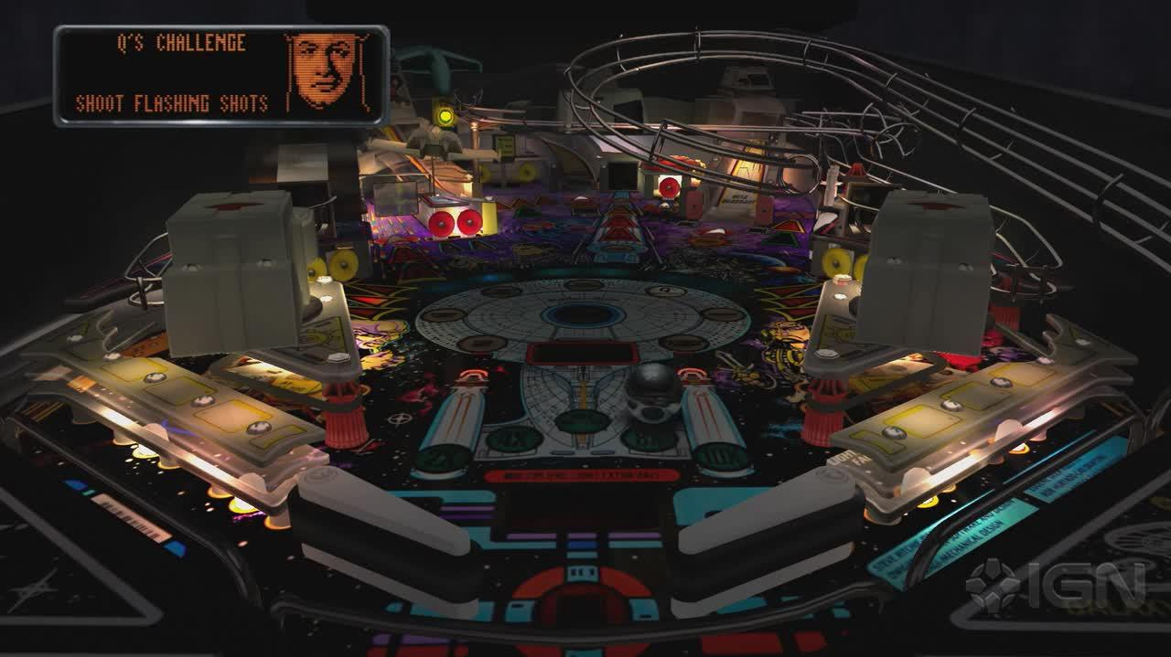 Pinball Arcade - Star Trek The Next Generation Table