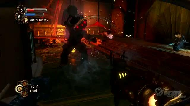 BioShock 2 Xbox 360 Preview - Video Preview Rapture has Evolved