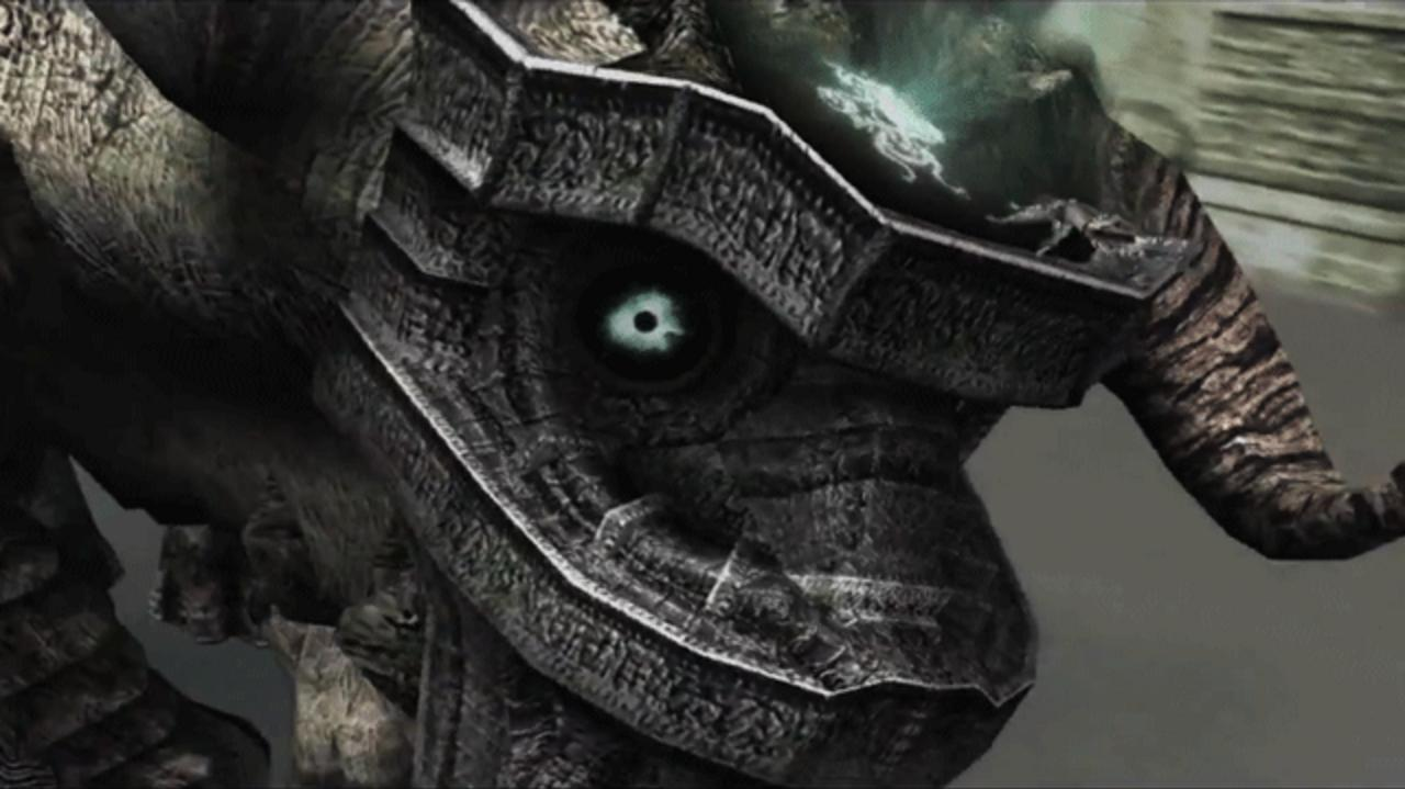 Shadow of the Colossus HD Japanese Trailer
