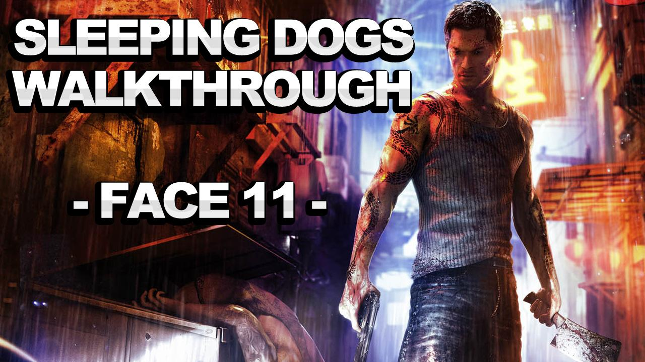 Sleeping Dogs - Face Side Mission 11 - Quick Fix