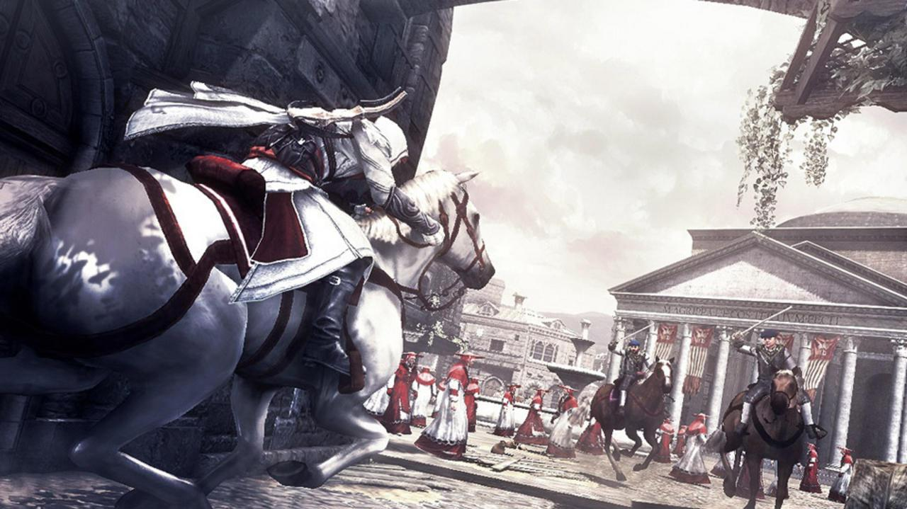 Assassin's Creed Brotherhood Rome Video