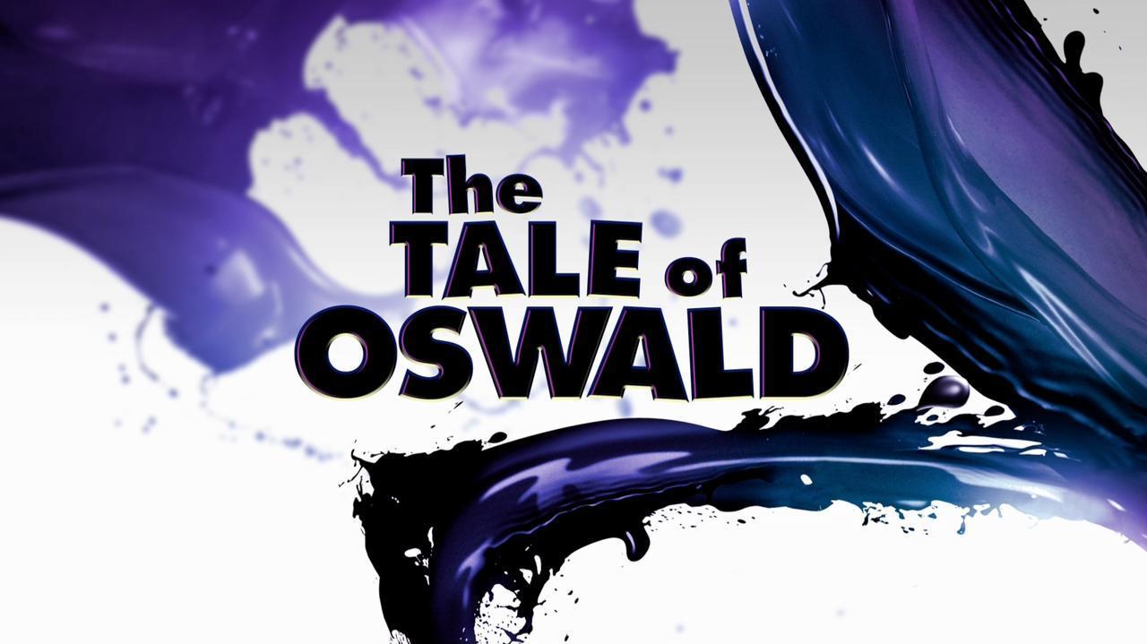 Disney's Epic Mickey Oswald Trailer