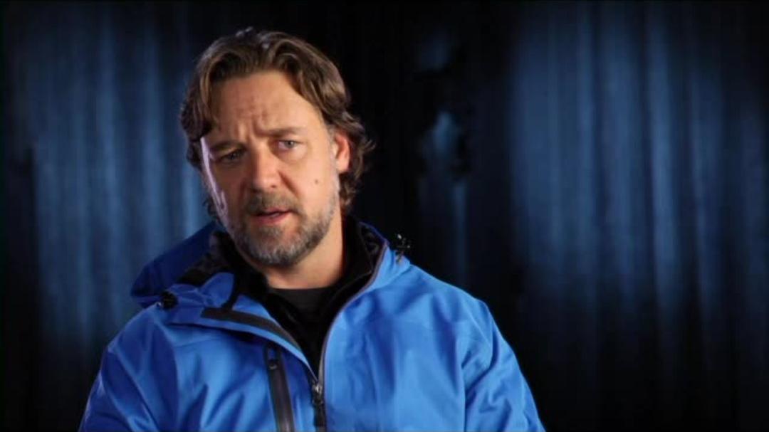 Superman Man of Steel Interview - Russell Crowe