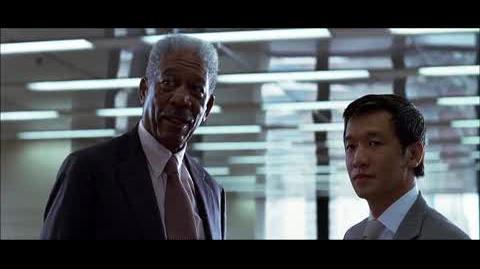 The Dark Knight - Mr Lau's pitch