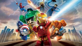 LEGO Marvel's Avengers Gameplay Demo - IGN Live E3 2015