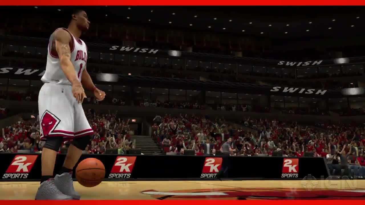NBA 2K13 Launch Trailer