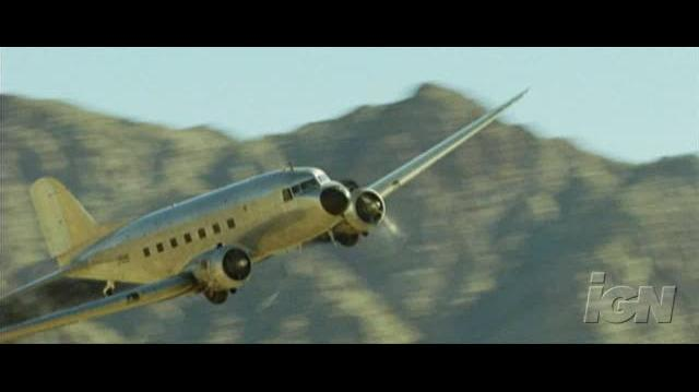 Quantum of Solace Movie Clip - Plane Chase