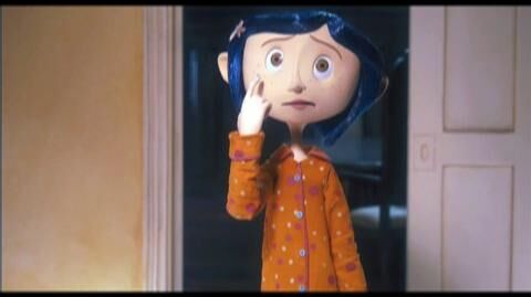 Coraline (2009) - Trailer From Henry Selick's Coraline