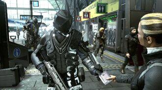 Deus Ex Mankind Divided - Official Trailer - E3 2015