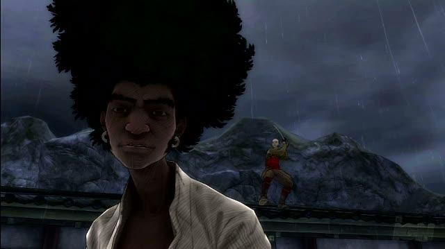 Afro Samurai PlayStation 3 Gameplay - One vs