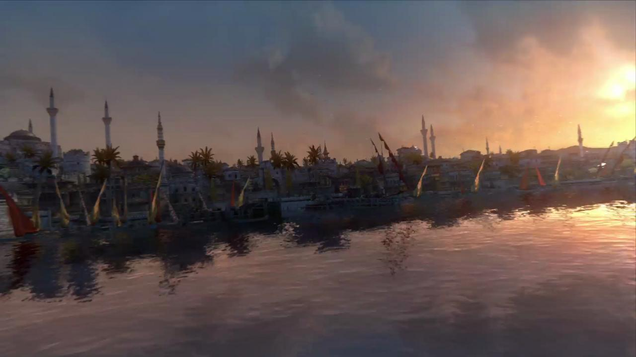 Assassin's Creed Revelations - Regions Overview
