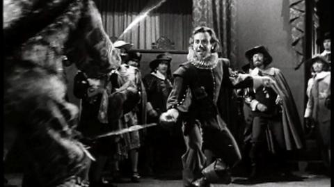Cyrano De Bergerac (1950) - Open-ended Trailer for Cyrano de Bergerac