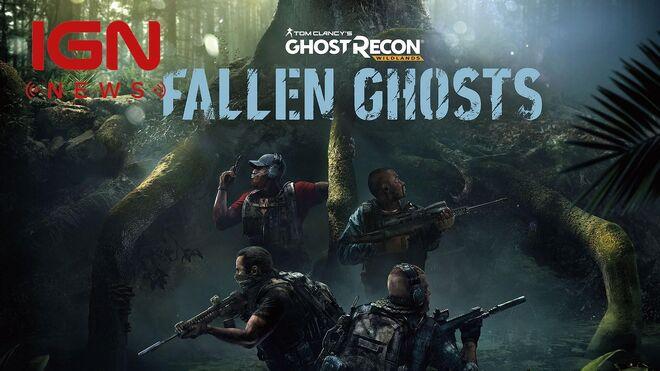 Ghost Recon Wildlands Second DLC Details Unveiled - IGN News