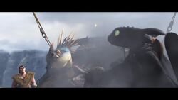 How To Train Your Dragon 2 -Eret Clip