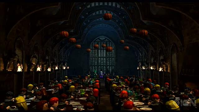 LEGO Harry Potter PS3 - The Troll Cometh