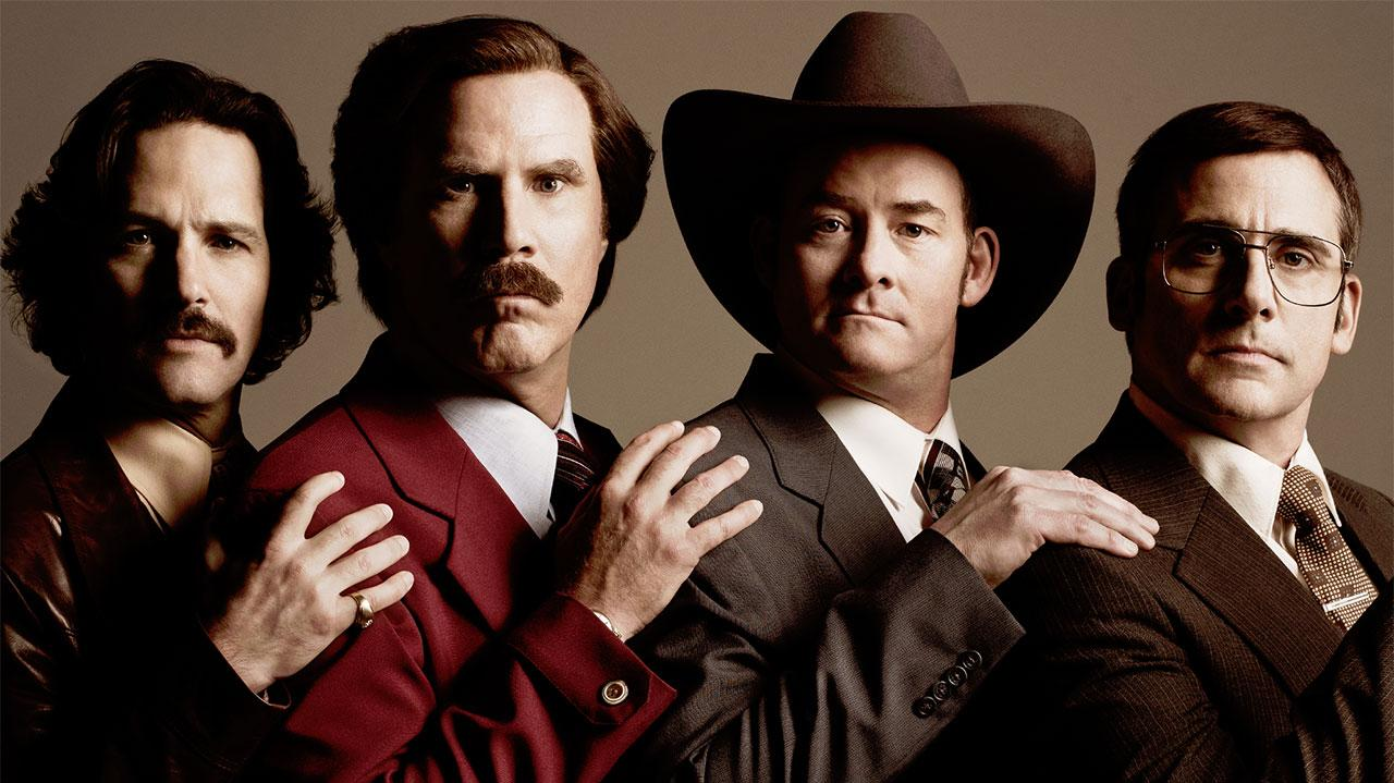 Anchorman 2 The Legend Continues - Video Review