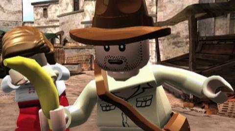 Lego Indiana Jones The Original Adventures (VG) (2008) - Wii, Nintendo DS, Xbox 360, PS2, PS3, PSP, PC