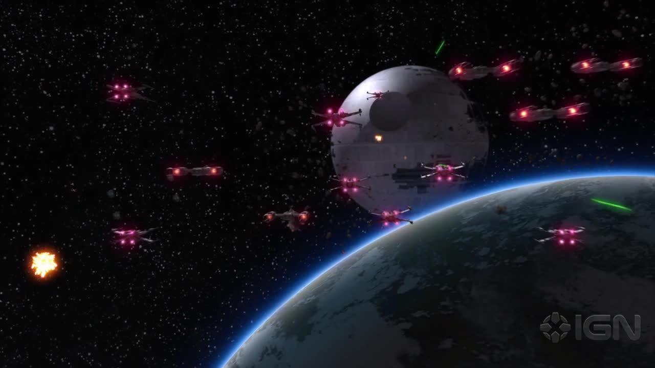 Star Wars Attack Squadrons - Reveal Trailer