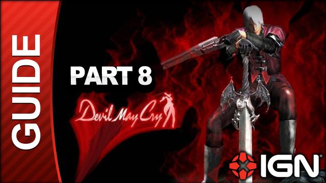 Devil May Cry 1 - Mission 8 - Return of the Legendary Dark Knight